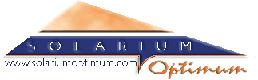 logo solarium optimum