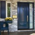 Avantages: portes Artik à Québec: porte en verre, PVC, bois