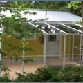 Construction d'un solarium 3 saisons Traditionnel à St-Raymond (Portneuf)