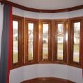 Fenêtres en bois hybrides dans Portneuf | Fenêtres en baie
