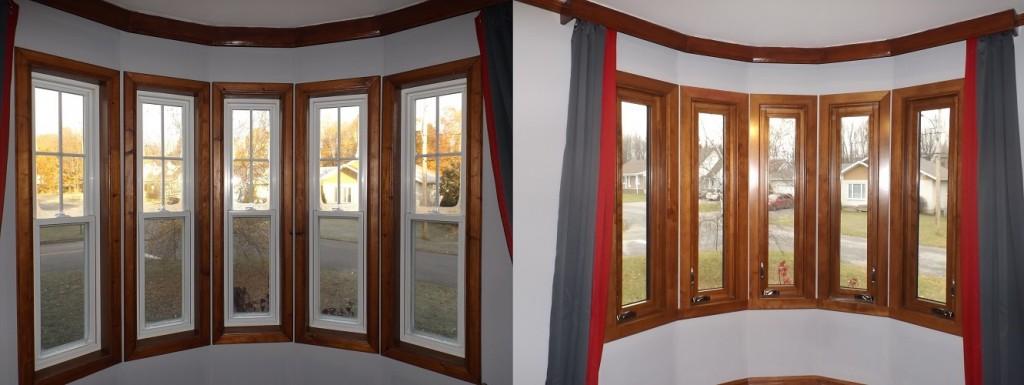 Fenêtre hybride Artik à Québec