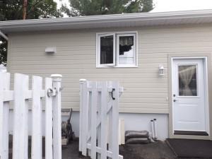 Changement de portes et fenêtres à Québec