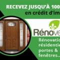 Crédit d'impôt Rénovert pour les travaux de rénovation écologique