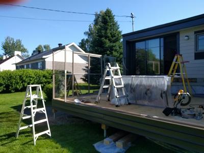 construction solarium quebec