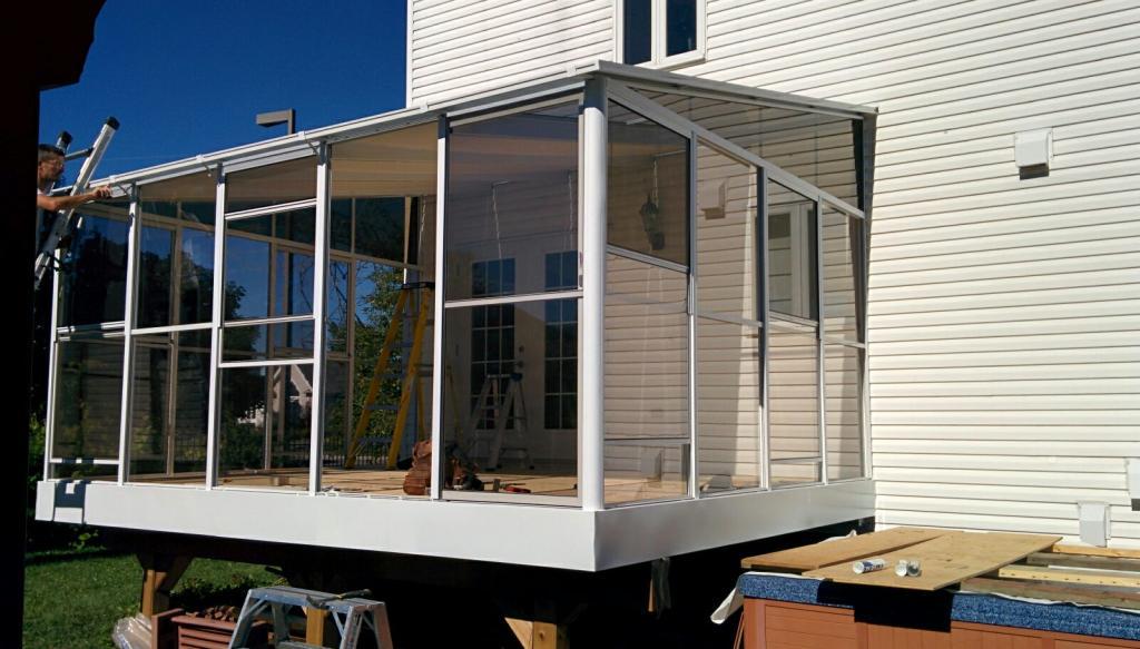 installation solarium a vendre